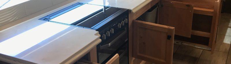 Tiffin Interior Storage – A Closer Look